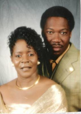 Apostle Alfred Showers and Elect Lady Sopheia L. Showers