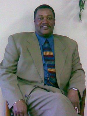 Bishop Bryan E. Nickerson Sr.
