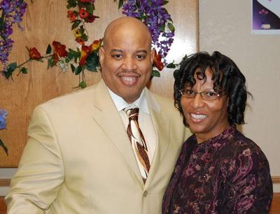 Pastor and First Lady Terrell