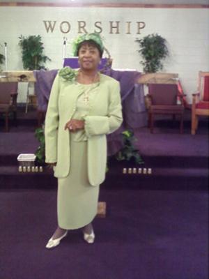 DR. Bennatta W. Caldwell, World's Best Pastor!