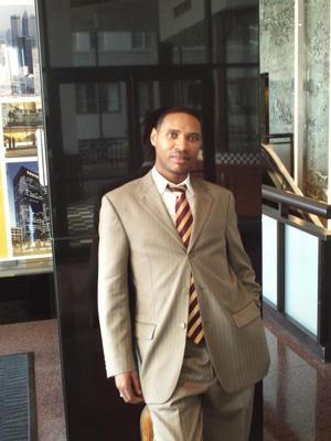 Pastor Dwight Shields