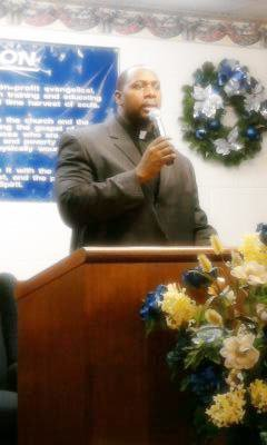 Pastor Avo Adwaters