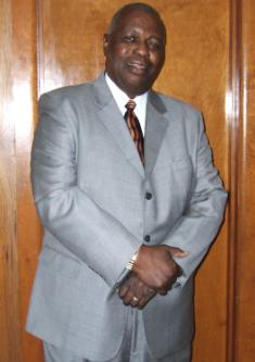 Pastor Edward B. Johnson