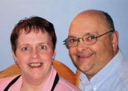 Pastors James and Dorothy Rugg