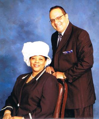 Pastor Larry and Evangelist Barbara Barclay