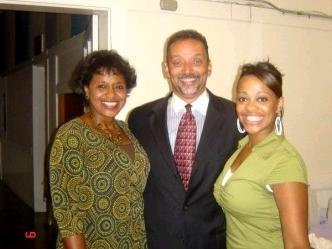 Our Pastor Stephen Rodrigues, First Lady Diane Rodrigues, and Worship Leader Nicole Rodrigues