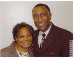 Pastor Walter & First Lady Gladys Tolbert