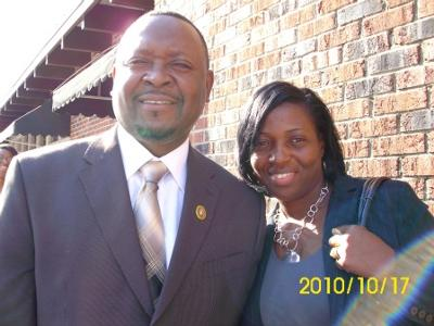 Pastor Tony Phillips & Co- Theresa Phillips