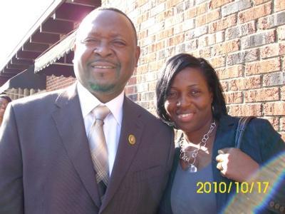 Pastor Tony Phillips & Co- Theresa Phillips