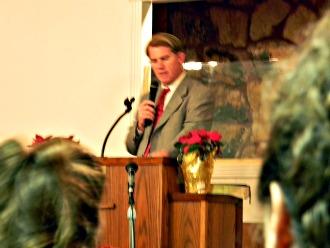 Our Pastor Rev. Jeffrey Pitman