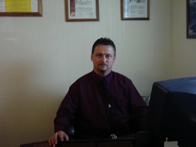 Preacher in His study