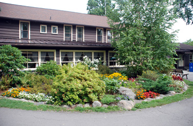 Spruce Hall Lodging