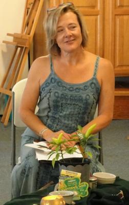 Rev. Jane Anne Ferguson, facilitator and leader of Soul Journeys, UnLimited