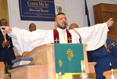 Minister Chris Williams