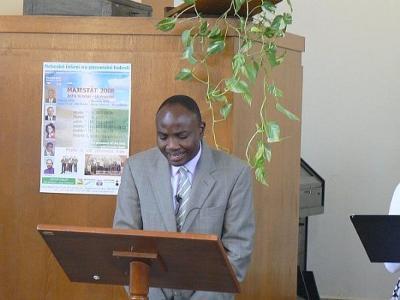 Pastor Festus Nsoha