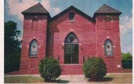 St.Mary A.M.E. Church