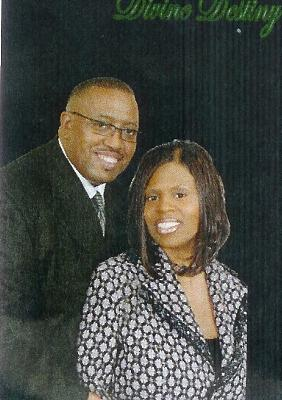 Pastor and First Lady Hosley