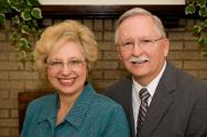 Pastor and his wife Carol