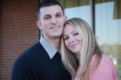 Pastor Rocky and his beautiful wife Ingrid - The Potter's House Christian Fellowship - Woodbridge VA