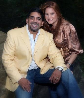 Pastor Wilson and Julissa Delgado