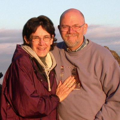 Ted & Jane Hutchinson